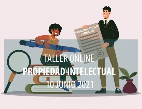 Taller de derechos de autor para empresas y profesionales de la traducción