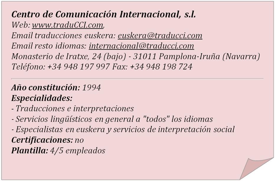 ficha CCI