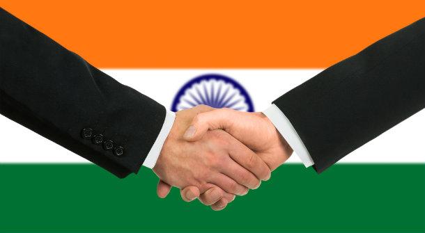 Negociar India