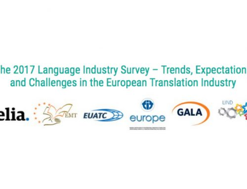 2017 Language Industry survey report is available