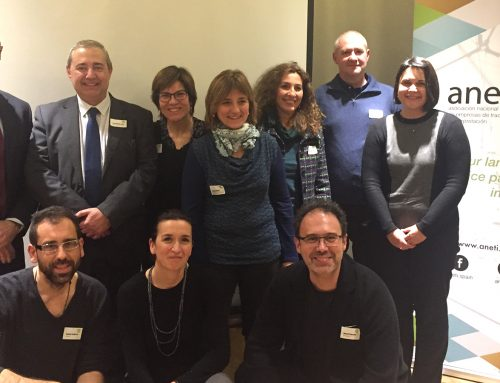 Primer networking de ANETI en Barcelona