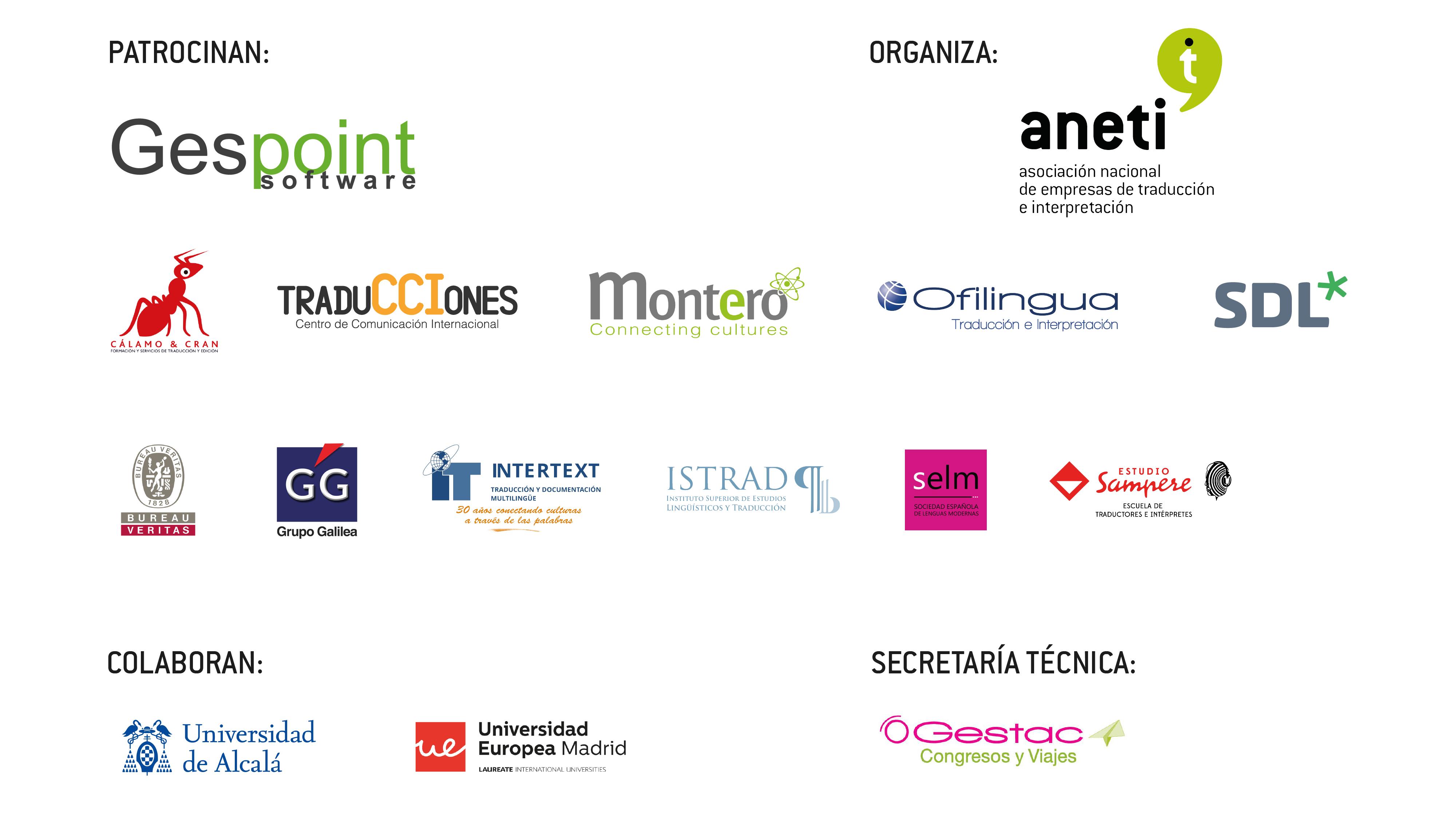patrocinadores II congreso ANETI