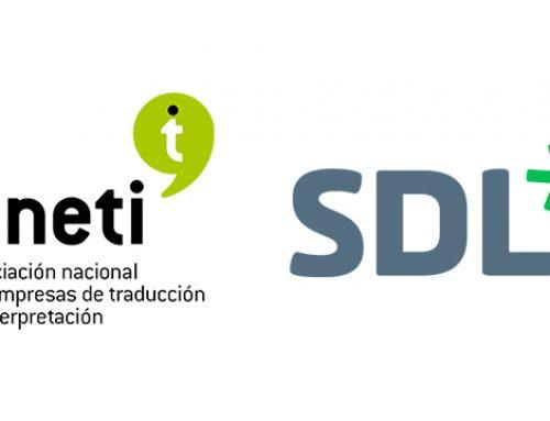 ANETI, nuevo miembro del Programa de asociaciones de SDL