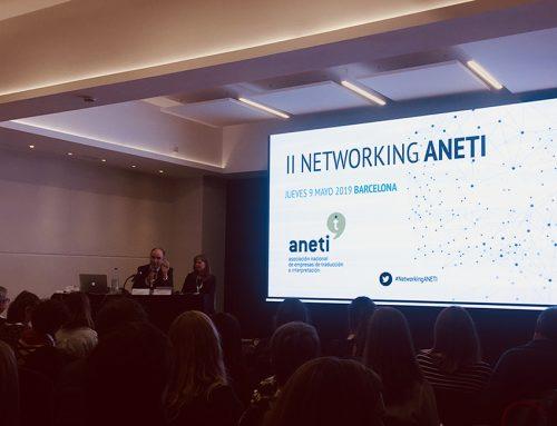 ANETI reúne a empresas, traductores y universidades en su II Networking