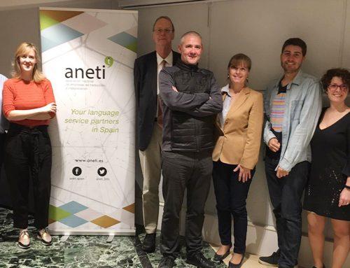 Nueva junta directiva de ANETI