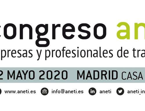 El III Congreso ANETI para empresas y profesionales de la traducción se celebrará en Madrid los días 21 y 22 de mayo.