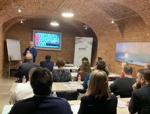 Veinte empresas de traducción de Madrid participan en el 1.er desayuno-networking de ANETI