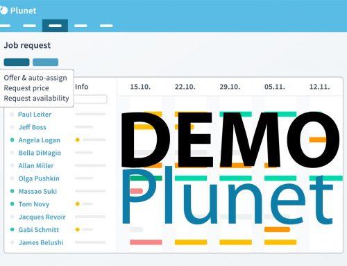 Gestión eficiente de negocio y de flujos de trabajo con Plunet Business Manager