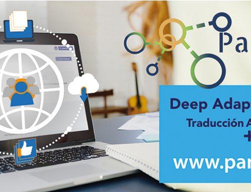 Deep Adaptive ECOsystem: Traducción automática + Human in the loop